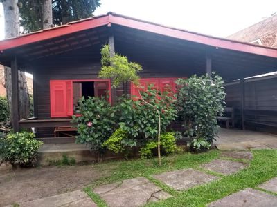 Photo for 2BR Chalet Vacation Rental in V Iara, SP