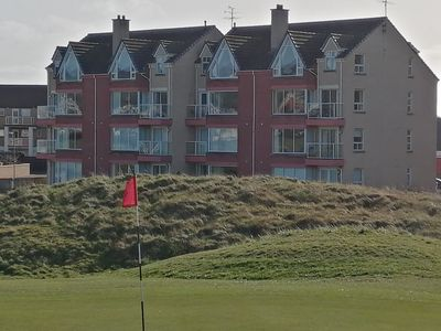 Photo for Penthouse Apartment Overlooking Royal Portrush - Walking Distance to Town.