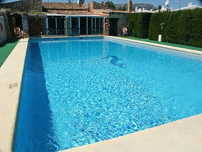 Photo for Vacation home Etxe Zuri in Calpe/Calp - 4 persons, 2 bedrooms