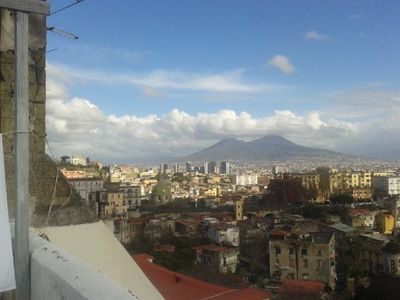 Photo for 1BR Apartment Vacation Rental in Napoli, Campania