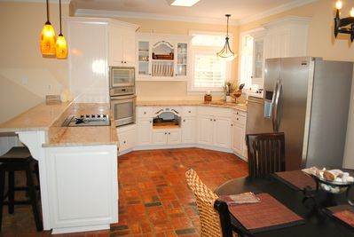 Nice updated kitchen with new appliances!