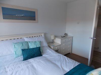 Photo for Light and spacious apartment at award winning holiday village 'The Bay'