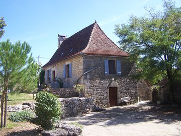 Character gîte from 1806 in Gintrac