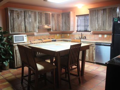 Photo for Guest House with PRIVATE TENNIS COURT and pool. 15 min. drive to the beach