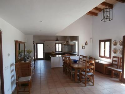 Dining Room leading to kitchen