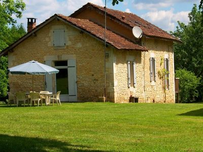 Photo for Stone house with garden in the heart of the Périgord