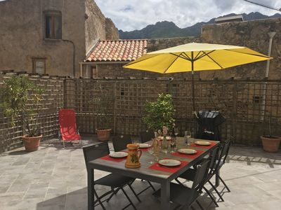 Photo for Home from home in North Corsica -  20mins from the beaches!