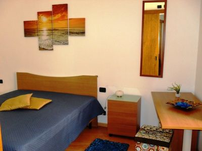 Photo for CASADITONY DELICIOUS APARTMENT IN THE CENTER 300 MT FROM THE SEA with WI-FI
