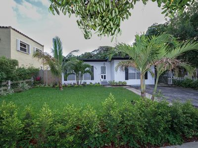 Photo for ☆ ☆ 2 Homes + HEATED Private Pool + 5 Minutes To The Beach + Walk To City Place