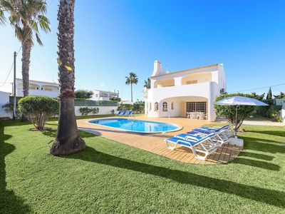 Photo for Villa Baltin is a charming villa, perfectly located within walking distance to local shops and restaurants, as well as the beautiful Praia da Coelha beach.