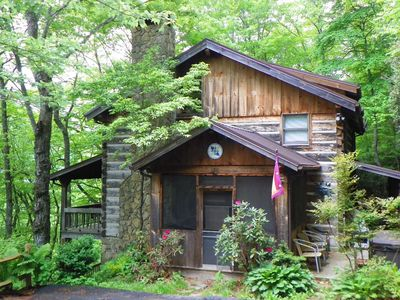 Photo for Daniel Boone Lodge- Hot Tub - Hiking Trail To New River - Pool Table