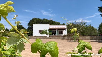 Photo for Formenteranatural. Simple and economical rural house, 2 km from Sant Francesc.
