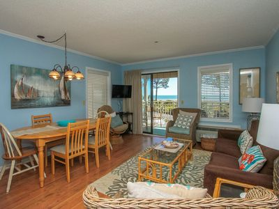 Photo for Direct Oceanfront Villa!  Heated Pool