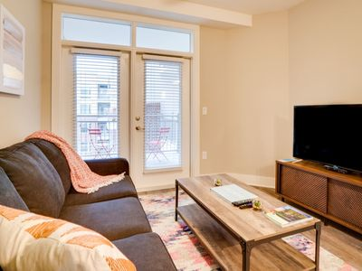 Photo for Kasa | Greenville | Luxurious 1BD/1BA Apartment