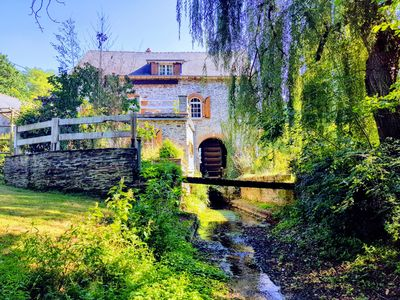 Photo for Watermill, quiet in the countryside
