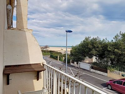 Photo for APPT T3 BALCONY SEA VIEW- 50 M FROM THE BEACH-LOWER SAINT PIERRE LA MER