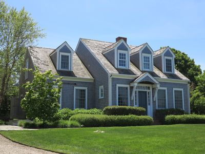 Photo for Stunning Family home-in town district. Elegant grounds. Central AC. Very private