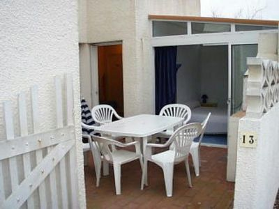 Photo for Apartment Port Barcares, 3 bedrooms, 6 persons