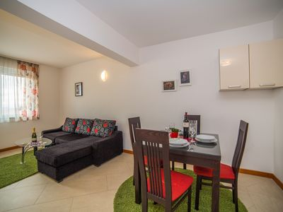 Photo for Luxury One Bedroom Apartment in Makarska A5
