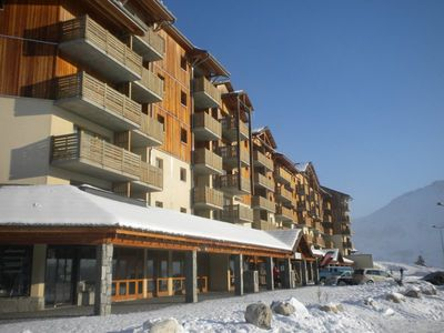 Photo for SUPERDEVOLUY APARTMENT 6 BEDS 43 M2, T3 THE SLOPES RESIDENCE 3 *
