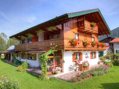 Photo for Apartment located in Inzell offering a beautiful view
