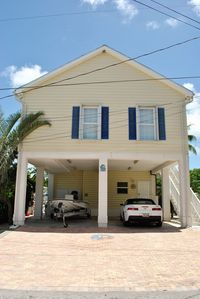 Photo for Charming 2 Bedroom Canalfront Home - 126 Airstream