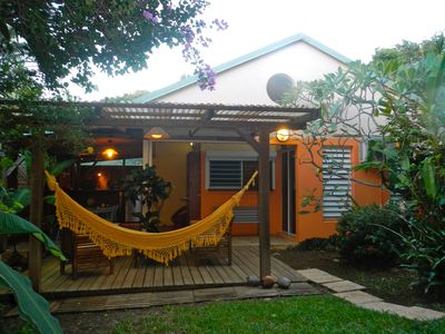 Photo for Ti Karet cottage ideally located in Deshaies in the North of Basse Terre