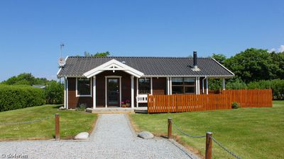 Photo for Stylish and child-friendly holiday home in Bork Havn at Ringkøbing Fjord