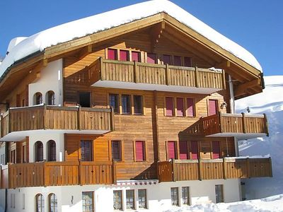 Photo for Apartment Brunnen 2. Stock Ost in Riederalp - 5 persons, 2 bedrooms