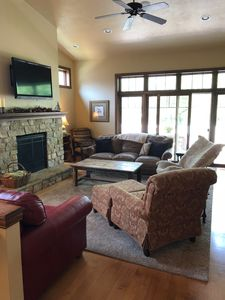 Photo for Walking distance to everything in Heart of Fish Creek! 3BR/4BA Sleeps 8-1