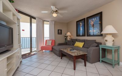 Photo for Two Bedroom on the BEACH at Phoenix III