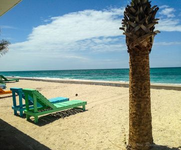 Photo for NEW 2/2 and 1/1 steps from the beach! (631)334-1783 Off Season Discounts