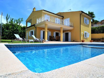 Photo for August still available!! JUPITER- House in Calvia- Private Pool. BBQ- Satellite TV. Private garden - Free Wifi   Offer   10%   01/07 - 31/08