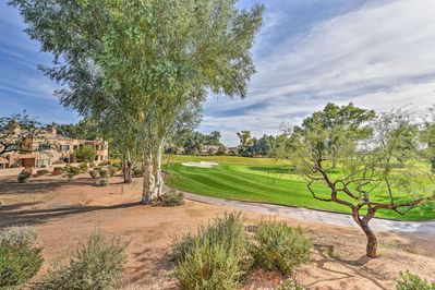 Make yourself at home while staying at this Scottsdale vacation rental condo!