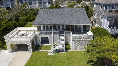 Photo for Roper Cottage: 5 BR / 4 BA house in Atlantic Beach, Sleeps 10