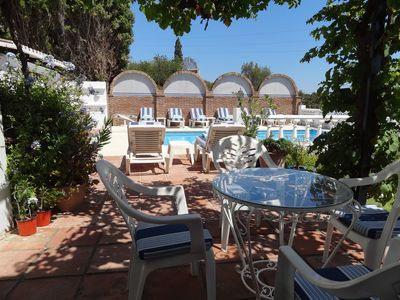Photo for Villa near Mijas With Private Heated Pool, Free WiFi, Sat TV and Air-con/heating