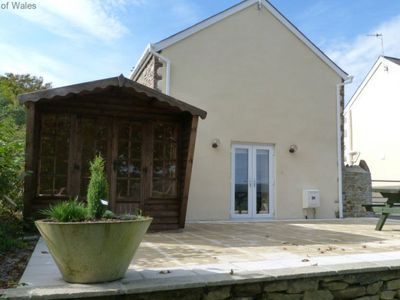 Photo for Vacation home Cieline in Swansea - 6 persons, 3 bedrooms