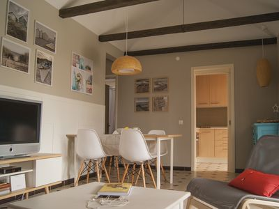 Photo for spacious and bright bungalow in Maspalomas for 6 and WIFI high speed.
