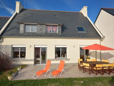Photo for Large seaside house with exceptional views KerityPenmarc'h Finistere