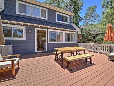 Photo for 3BR Cottage Vacation Rental in Lake Arrowhead, California