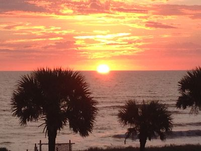 Photo for NEW 15% DISCOUNT🌅PURE LUXURY, PRIVATE, BEACHFRONT CONDO WITH MORNING SUNRISES!