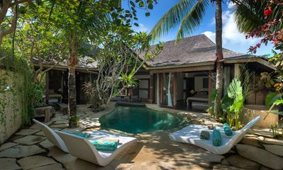 Photo for Sampan. 2 Bedroom Villa, Seminyak