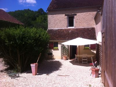 "Photo for Cottage ""the crot of vines"" - VEZELAY-AVALLON-CLAMECY"