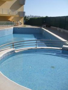 Photo for 1 bedroom apartment with pool - Meia Praia, Lagos