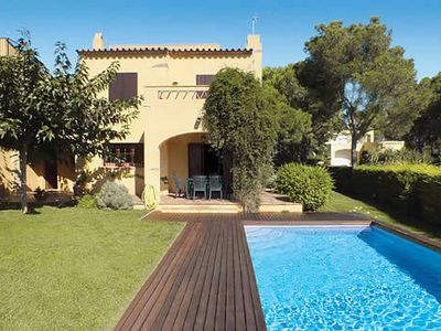 Photo for 3 bedroom Villa, sleeps 6 in La Torre Vella with Pool and WiFi