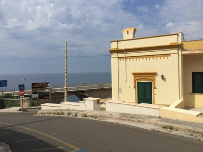 Photo for Beach front house in Santa Maria di Leuca