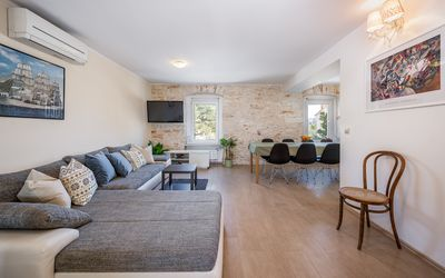 Photo for Newly furnished villa, 5 min from the sea, near bars, restaurants
