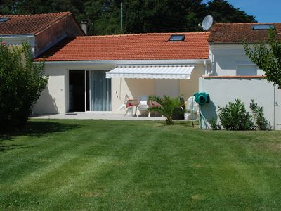 Photo for House with garden - Soulac sur mer