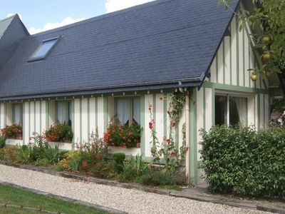 Photo for Gite Theuville-aux-Maillots, 2 bedrooms, 3 persons