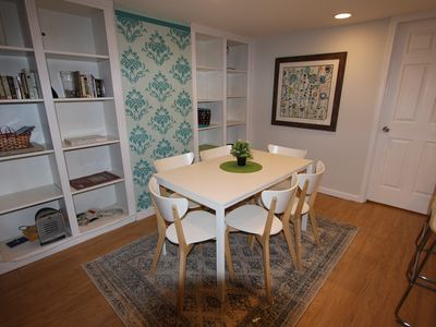 Photo for Funky & Cool 1 Bedroom Apartment! Walk 2 Restaurants, Shops, Metro, & More!